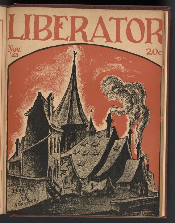 The Liberator, November 1923
