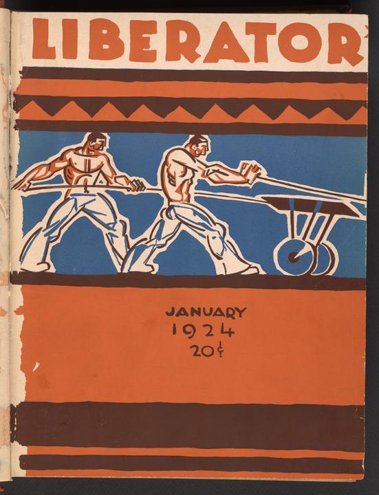 The Liberator, January 1924