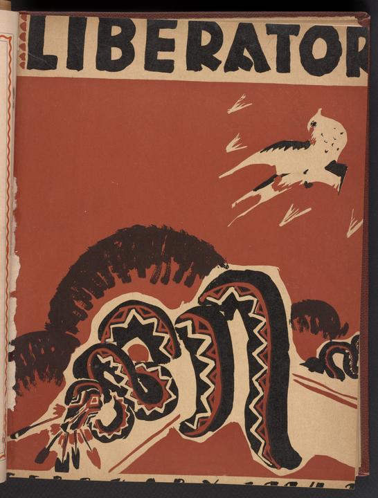 The Liberator, February 1924