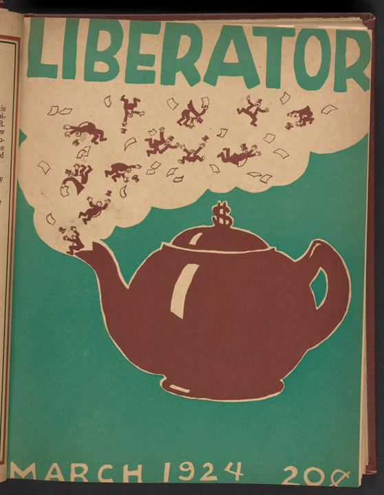 The Liberator, March 1924