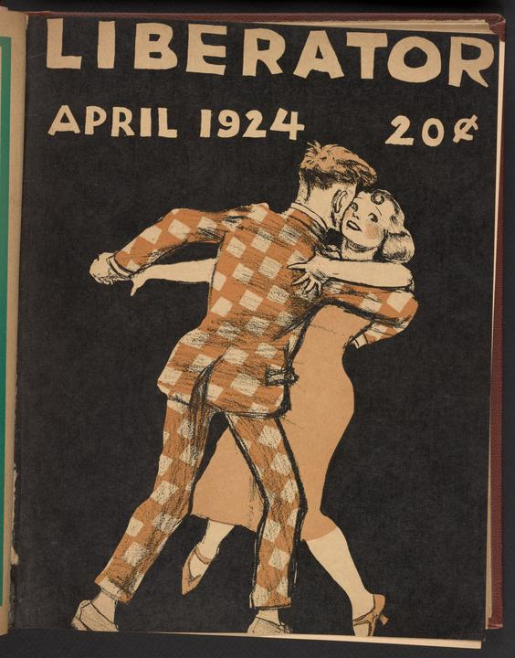 The Liberator, April 1924