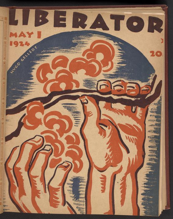 The Liberator, May 1924