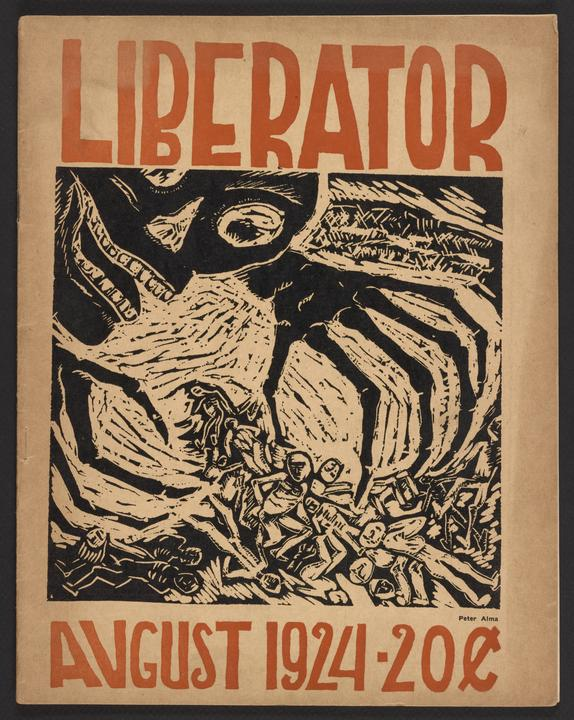The Liberator, August 1924
