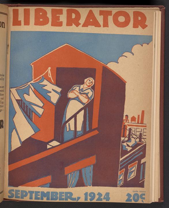 The Liberator, September 1924