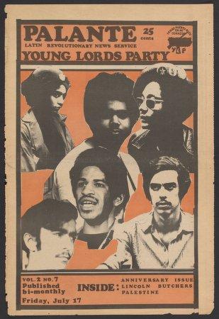 Palante, July 17, 1970