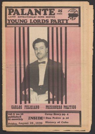 Palante, August 28, 1970