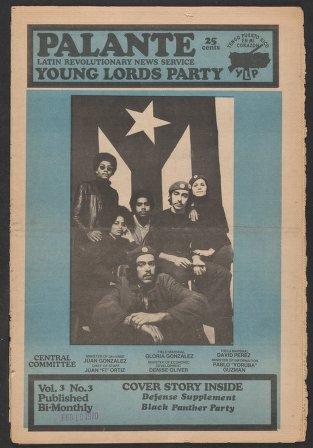 Palante, February 1971