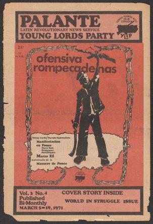 Palante, March 5-19, 1971