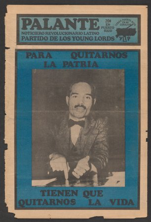 Palante, May 24-June 6, 1971