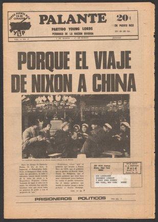 Palante, March 3-17, 1972