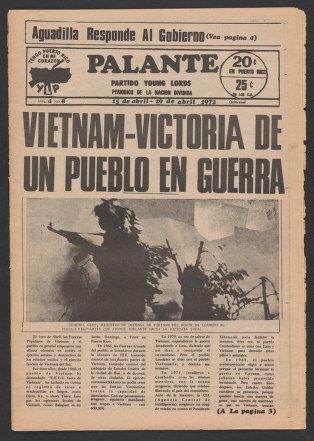 Palante, April 15-29, 1972