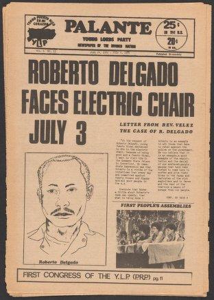 Palante, June 24-July 7, 1972