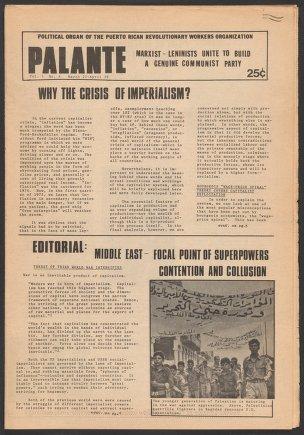 Palante, March 27-April 28, 1975